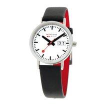 Mondaine LADY Quartz 33mm Classic Date Watch A669.30008.11SBO