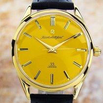Ricoh Mens Vintage Automatic 33 Jewels Gold Plated Watch Made...