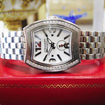 Bedat & Co B3 Concept Cb03 Stainless Steel Diamond Watch