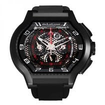 DeLaCour City Medium Ego Chrono 45 Titanium & PVD