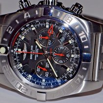 Breitling Chronomat Chronograph GMT 47MM Limited Edition 2000