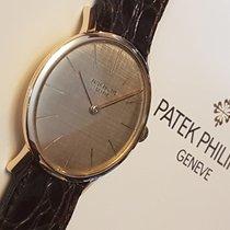 Patek Philippe calatrava gold vintage 3426