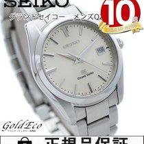 Seiko 【美品】SEIKO【セイコー】 GRAND SEIKO グランドセイコー メンズ腕時計【中古】 SBGX063...