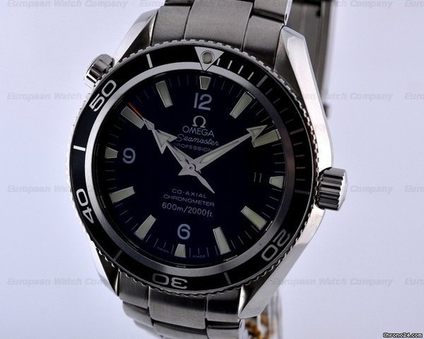 Omega Seamaster Planet Ocean Co-Axial SS/SS 42MM