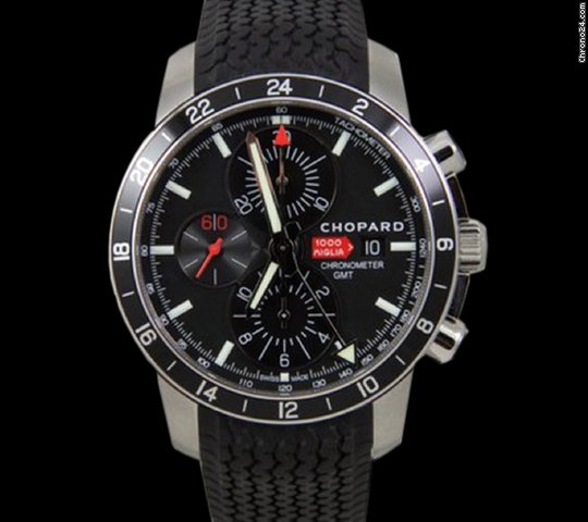 Chopard Mille Miglia Chronograph GMT 2012