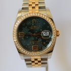 Rolex Datejust with Diamonds