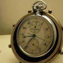 Heuer Chronograph Valjoux Cal 76, Art Deco, rare, Mint condition
