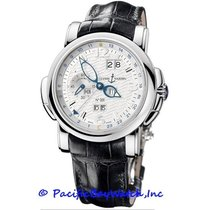 Ulysse Nardin GMT Perpetual 320-60/60 Pre-Owned