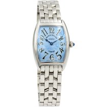 Franck Muller Ladies  Curvex Stainless Steel 1752 QZ