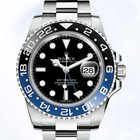 Rolex GMT Master II Ceramic Black and Blue NEW