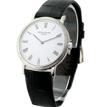 Patek Philippe 5120G Calatrava with Hobnail Case 35mm Automati...