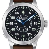 Glashütte Original Senator Navigator Black Dial Men's Watch