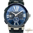 Ulysse Nardin Executive Dual Time Automatic Steel