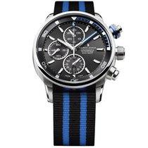 Maurice Lacroix Pontos S Chronograph 7750 blau