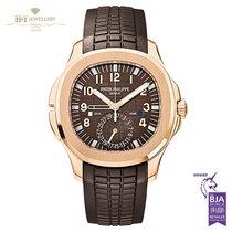 Patek Philippe Aquanaut Travel Time Rose Gold - 5164R-001