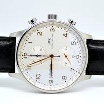 IWC Portoghese Chronograph Automatic  Nuovo/ new