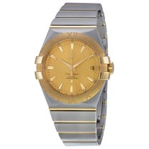 Omega Ladies O12320352008001 Constellation Co-Axial   Auto  Watch