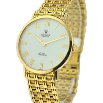 Rolex Used Cellini Men's Classic Dress Watch
