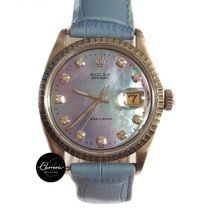 Rolex OysterDate Precision Mother Pearl