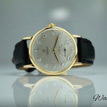 Omega Chronometer 750/18K Diamanten Cal. 30/2Rg