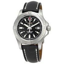 Breitling Colt 41 Automatic Black Dial Men's Watch