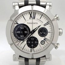 Tiffany Mens Tiffany & Co Atlas Automatic Chronograph...