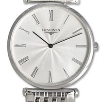Longines La Grande Classique Steel Mens Ultra Thin Watch Watch...