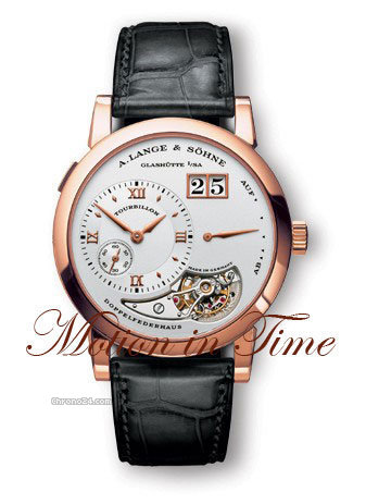 A. Lange &amp;amp; Shne LANGE 1 TOURBILLON POWER RESERVE ROSE GOLD LIMITED 250 PIECE