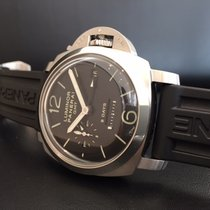 Panerai Luminor 1950 GMT 8 Days PAM 233 Box Papers
