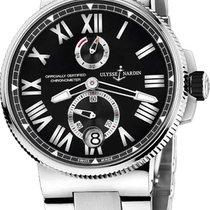 Ulysse Nardin Marine Chronometer Manufacture 1183-122-7-42
