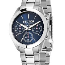 Sector R3253588501 - 120 - Multifunction - Lady - 41x36 mm