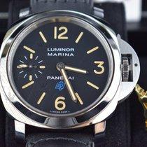 Panerai PAM00631  Luminor Marina Logo Acciaio