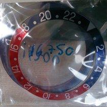 Rolex GMT 16750 Zahlenscheibe (INLAY) Pepsi ++NEU++
