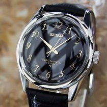 Seiko Lord Marvel 36000 Manual Stainless Steel Japanese...