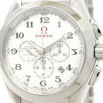 Omega Polished Omega Seamaster Aqua Terra Olympic Watch...