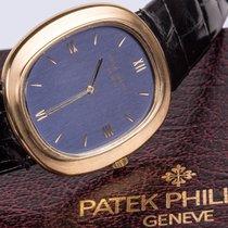 Patek Philippe Jumbo Ellipse Automatic ref. 3589, yellow gold,...