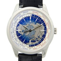 Jaeger-LeCoultre New  Geophysic Stainless Steel Blue Automatic...