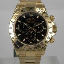 勞力士 (Rolex) DAYTONA YELLOW GOLD BLACK DIAL 116508