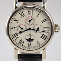 Chronoswiss Perpetual Calendar Moonphase 18K White Gold CH 1721 W