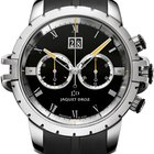 Jaquet-Droz SW Chronograph Mens Watch
