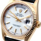 Rolex 18K YG 36mm Day Date President 18238 Double quickset model