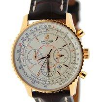Breitling Montbrilliant Chronograph 18K Rose Gold