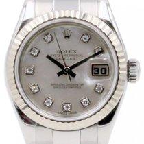 勞力士 (Rolex) Datejust 179174 Ladies 26mm White Mother of Pearl...