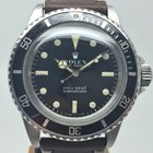 Rolex Submariner Ref. 5513 Meters First Dial