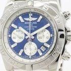 Breitling Chronomat 44 Steel Automatic Mens Watch Ab0110...