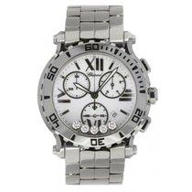 Chopard Happy Sport Diamants Chronographe