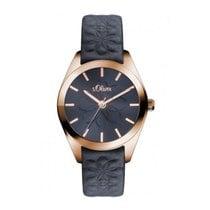 S.Oliver Damen-Armbanduhr SO-3081-LQ