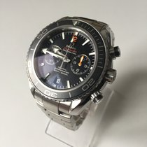 Omega Seamaster - Planet Ocean 600m - Chronograph - Full Set