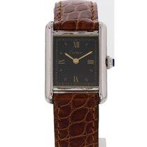 Cartier Tank Vermeil Argent 5057001