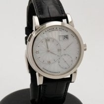 A. Lange & Söhne Lange 1 Soiree in 18K white gold - Mother...